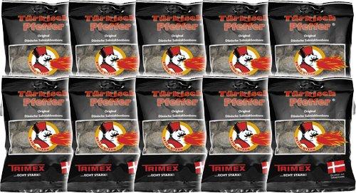 10X400g Trimex Türkisch Pfeffer aus Dänemark