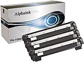 Alphaink AI-KIT3-PFTN-1050 Kit 3 Toner compatibili per Brother HL1110, HL1112A, HL1210, DCP1510, DCP1512, DCP1512A, DCP1610, DCP1612, MFC1810, MFC1815, MFC1910W, MFC1910, 1.000 pagine