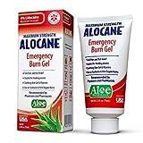 Alocane Maximum Strength Emergency Room Burn Gel, 2.5 Fluid Ounce - Pack of 2