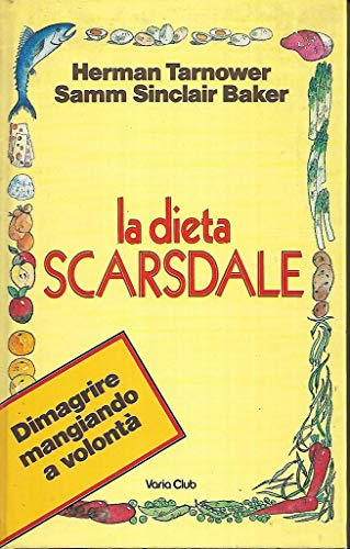 La dieta Scarsdale Euroclub varia club