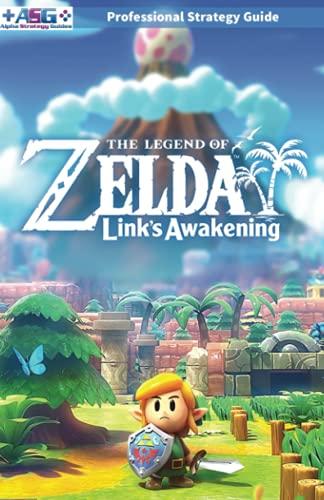 The Legend of Zelda Links Awakening Professional Strategy Guide