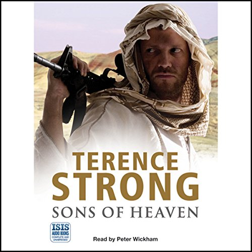 Sons of Heaven audiobook cover art