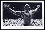Close Up Arnold Schwarzenegger Poster Enjoyment (62x93 cm)
