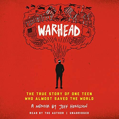 Warhead audiobook cover art