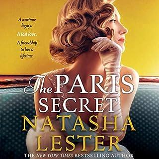 The Paris Secret cover art