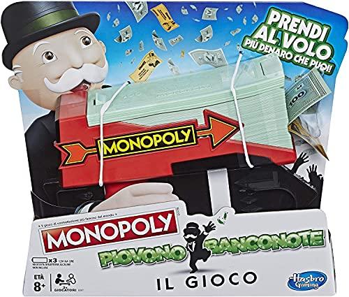 places Juego de mesa Monopoly Piovono Banconote y Fantastic Gymnastics