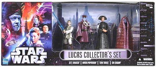 Exclusive  Lucas Collector's Set