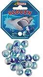 Kim'Play- Juego de 20 + 1 Bolas, tiburón, 500832