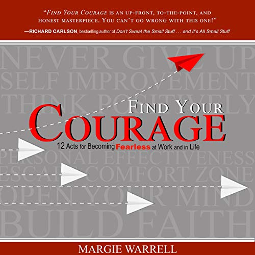 Find Your Courage audiobook cover art