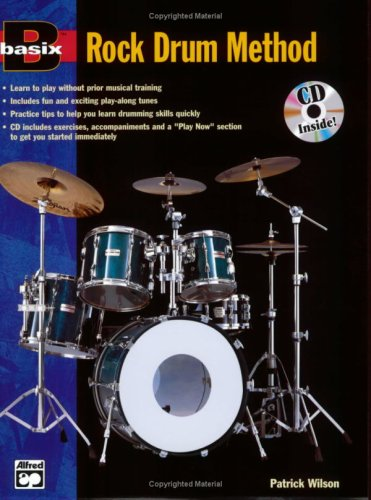 Basix Rock Drum Method: Book & CD (Basix Series)