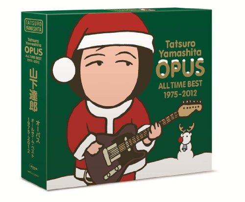 OPUS ~ALL TIME BEST 1975-2012~(通常盤/クリスマス・パッケージ仕様)