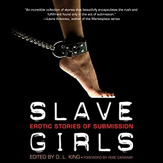 Slave Girls: Erotic Stories of Submission audiobook cover art
