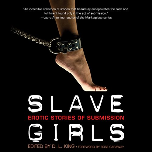Slave Girls: Erotic Stories of Submission Titelbild