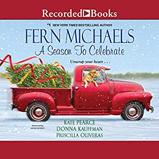 A Season to Celebrate audiobook cover art