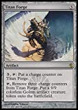 Magic The Gathering Titan Forge