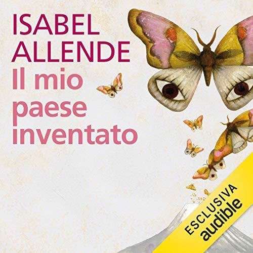 Il mio paese inventato audiobook cover art