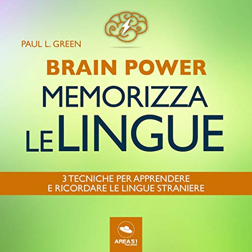 Brain Power. Memorizza le lingue cover art