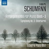 Schumann: Piano Duets Vol 3