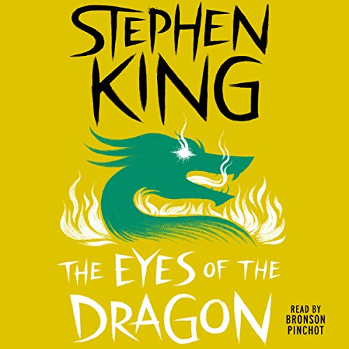 The Eyes of the Dragon audiobook cover art