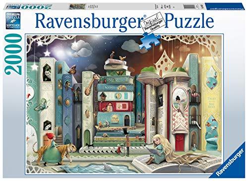 Ravensburger-Novel Avenue-Puzzle da 2000 pezzi, per adulti e bambini dai 12 anni in su, 16463