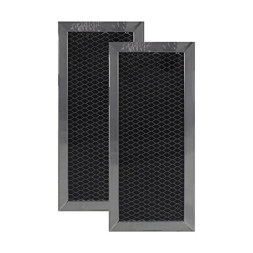 2 PACK Air Filter Factory Compatible Replacement For Samsung AP5332087 Microwave Oven Charcoal Carbon Filter