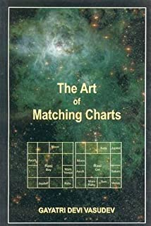 The Art of Matching Charts by Gayatri Devi Vasudev (2008-12-31)