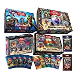 Hero Realms Bundle: Base Game, Character Packs, Boss Decks, Ruins of Thandar, Ancestry, Journeys, The Lost Village and Storage Box