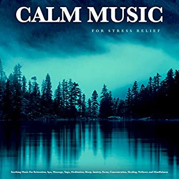 Calm Music For Stress Relief: Soothing Music For Relaxation, Spa, Massage, Yoga, Meditation, Sleep, Anxiety, Focus, Concentration, Healing, Wellness and Mindfulness