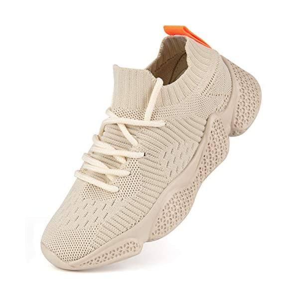 Kids Sneaker Light Knit Shoes Breathable Running Tennis Casual Sports Sneakers for Toddler Boys Girls