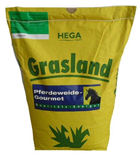 Weide Grasland Pferdeweide Gourmet 10kg Futterwiese Weidegras Gras Grassamen Wiese Weide für Pferde