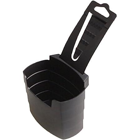 BESTONZON French Fry Holder Universal Car French Fry Holder Multi-Purpose Food Drink Cup Holder Car Sundries Organizer Box (Black)