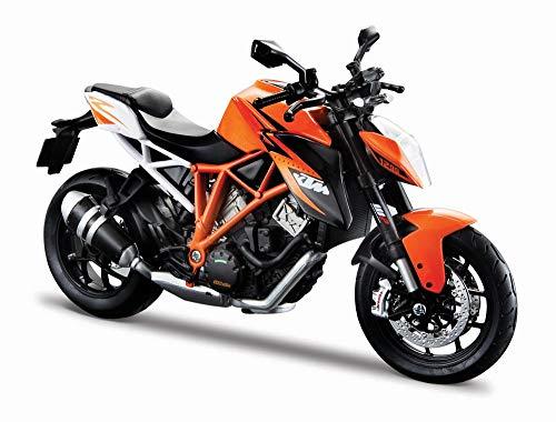 Maisto M32710 1:12 Motorbike-KTM 1290 Super Duke R, Assorted Designs and Colours
