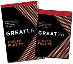 Greater Participant's Guide with DVD [Paperback] [2012] Pap/DVD Ed. Steven Furtick