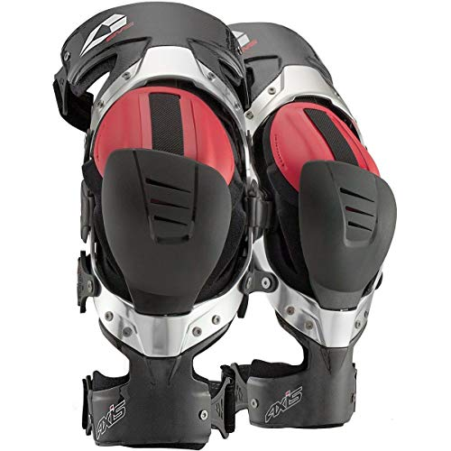Evs Axis Pro - Rodillera de Moto para Adulto