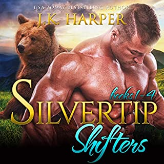 Silvertip Shifters Boxed Set cover art