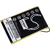 Akku für E-Book Reader Barnes & Noble Typ PR-285083, 3,7V, Li-Polymer