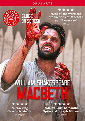 Shakespeare: Macbeth (Globe Theatre London, 2013) [DVD]