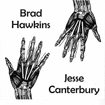 Brad Hawkins and Jesse Canterbury