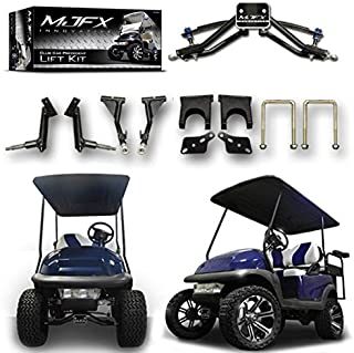 """Madjax 6"""" 2004-14 A-Arm Lift Complete Kit for Club Car Precedent Gas or Electric Golf Carts"""