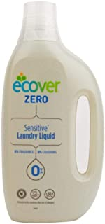 Ecover Zero Sensitive Laundry Liquid, 1.5 Litre