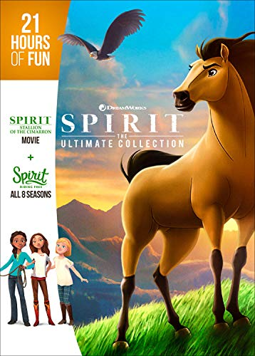 Spirit: The Ultimate Collection [DVD]