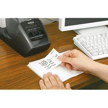 ブラザー工業 PC宛名ラベルプリンター P-touch QL-580N QL-580N