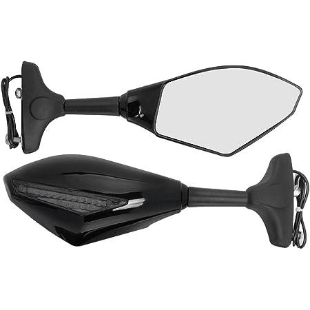 LED Turn Signals /& Side Mirrors For Honda CBR1000RR 2004-2007 CBF1000 2010-2011