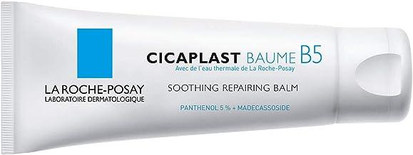 La Roche-Posay Cicaplast Baume B5 Balm, Soothing Repairing Multi Purpose Balm for Dry & Irritated Skin, Body & Hand Cream,...