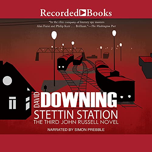 Stettin Station Audiobook By David Downing cover art