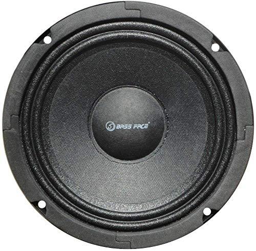 BASS FACE PAW6.1 Paw 6.1 Altavoz difusor de Medio bajo 16.50 cm 165 mm 160 watt rms 320 watt max impedancia 8 ohm para casa coche dj spl sensibilidad 98 db