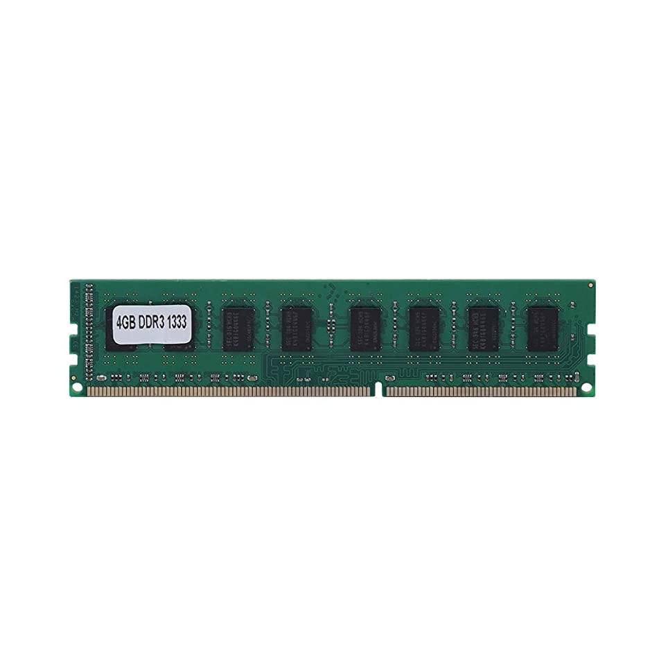 フェミニンレーニン主義不可能なDDR3メモリ4GB RAM、AMDデスクトップマザーボード専用の4GB DDR3 1333MHz 240Pin専用メモリバンクRAM、4GB RAM