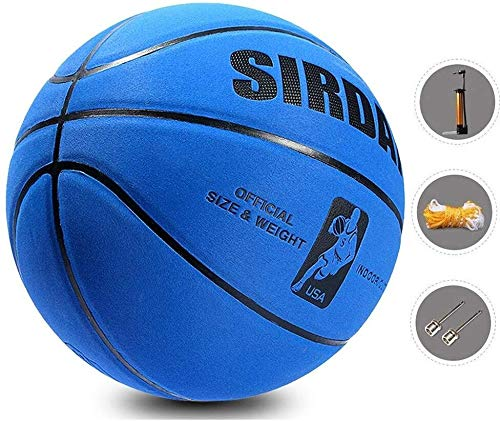 Purchase ZHOU.D.1 Basketball- Standard Basketball Indoor and Outdoor No. 7 Basketball Size 9.7 Inche...