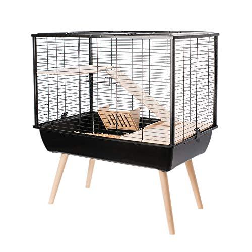 Zolux Cage Neo Muki Grand Rongeur L 77.5 X P 47.5 X H...