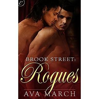 Brook Street: Rogues audiobook cover art